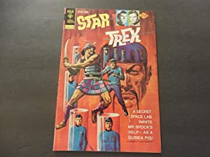 Star Trek #26 Sep 1974 Bronze Age Gold Key Comics Photo Cover
