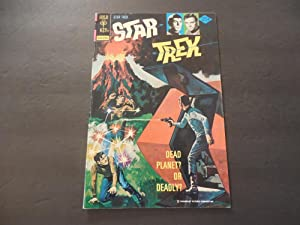 Star Trek #28 Jan 1975 Bronze Age Gold Key Comics Photo Cover