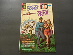 Star Trek #32 Aug 1975 Bronze Age Gold Key Comics Photo Cover