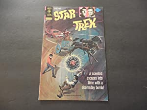 Star Trek #36 Mar 1976 Bronze Age Gold Key Comics Photo Cover