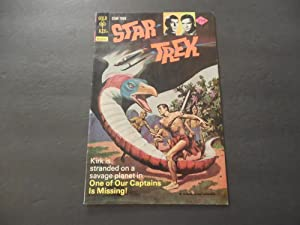 Star Trek #38 Jul 1976 Bronze Age Gold Key Comics Photo Cover