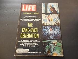 Life Sep 14 1962 The Take Over