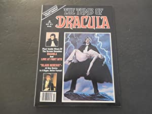 Tomb Of Dracula #1 Oct 1979 Bronze Age BW Marvel Magazine