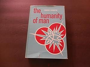 The Humanity Of Man hc Edmond Barbotin1975: Edmond Barbotin