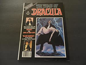Tomb Of Dracula #1 Oct 1979 Bronze Age BW Marvel Mag