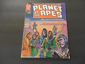Planet Of The Apes #1 Aug 1974 Bronze Age Marvel Comics Magazine