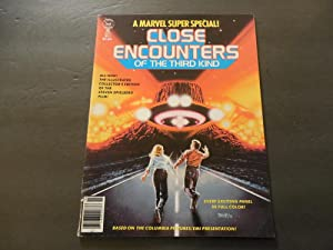 Marvel Super Special #3 1977 Close Encounters Of The Third Kind