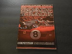 Road & Track Jan 1963 MG-1100; Lotus