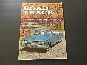 Road & Track Nov 1961 Buick V-6;