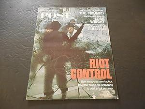 Saturday Evening Post Apr 20 1968 Riot