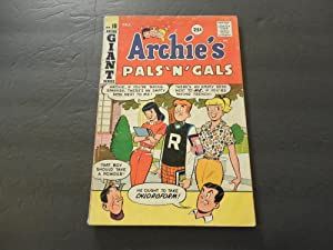 Archie Giant Series #10 Fall 1959 Archie's