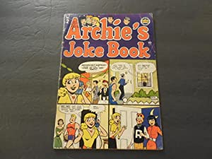 Archie's Joke Book #2 1954 Golden Age Archie Comics