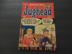 Archie's Pal Jughead #18 Jun 1953 Golden