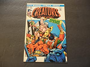 Creatures On The Loose #16 March 1972 Marvel Comics Bronze Age