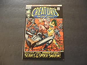 Creatures On The Loose #17 May 1972 Bronze Age Marvel Comics Uncirculated
