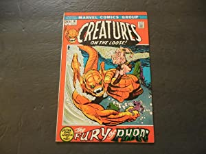 Creatures On The Loose #18 Jul 1972 Marvel Comics Bronze Age