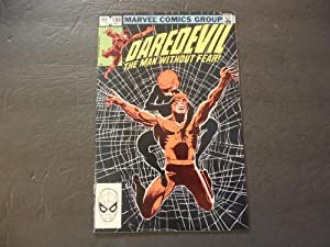 Daredevil #188 Nov 1982 Marvel Comics Bronze Age Uncirculated
