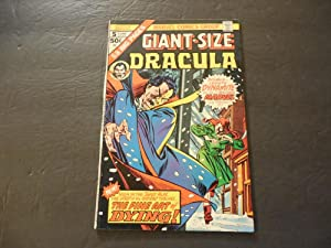 Giant-Size Dracula #5 Jun 1975 Marvel Comics Bronze Age