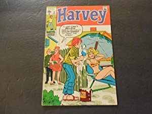 Harvey #2 Dec 1970 Bronze Age Silliness From Marvel Comics