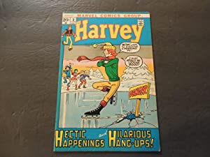 Harvey #3 Jun 1971 Bronze Age Silliness From Marvel Comics