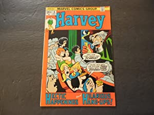 Harvey #6 Dec 1971 Bronze Age Silliness From Marvel Comics