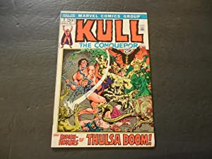 Kull The Conqueror #3 Jul 1972 Bronze Age Marvel Comics Uncirculated