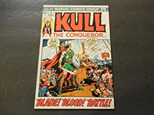 Kull The Conqueror #5 Nov 1972 Marvel Comics Bronze Age Uncirculated