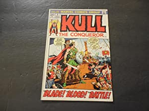 Kull The Conqueror #5 Nov 1972 Uncirculated Marvel Comics Bronze Age