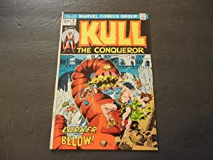 Kull The Conqueror #6 Jan 1973 Uncirculated Marvel Comics Bronze Age