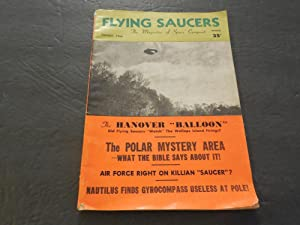 Flying Saucers The Magazine of Space Conquest,