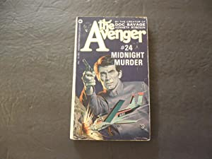 The Avenger #24 pb Kenneth Robeson Midnight: Kenneth Robeson