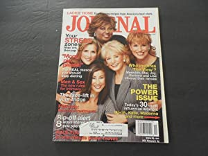 Ladies Home Journal Nov 2001 The View;