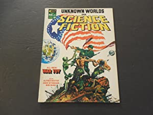 Unknown Worlds Of Science Fiction #2 Mar 1975 Bronze Age Curtis/Marvel