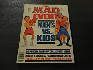 The MAD Event Super Special Spring 1989 Parents vs Kids