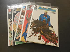 5 Issues Animal Man #33-37 DC Comics 1991 Copper Age