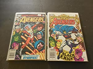 13 Avengers Issues #225 - 237 Bronze Age Marvel Comics