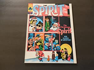 The Spirit #12 Feb 1976 Bronze Age Warren BW Mag Will Eisner