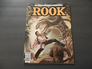 The Rook #4 Aug 1980 Bronze Age Marvel/Warren Magazine Uncirculated