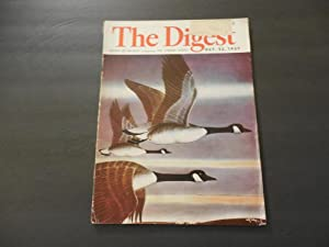 The Literary Digest Oct 23 1937 Review Of Reviews