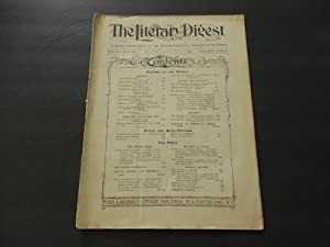 The Literary Digest Jul 15 1893 Reviews Of The World