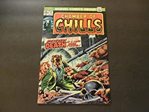 Chamber Of Chills #14 Jan 1975 Marvel Comics Bronze Age