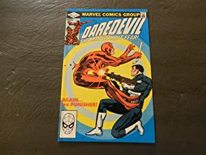 Daredevil #183 Jun 1982 Bronze Age Marvel Comics The Punisher