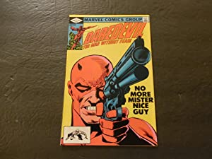 Daredevil #184 Jul 1982 Bronze Age Marvel Comics