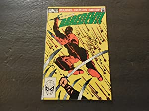 Daredevil #189 Dec 1982 Bronze Age Marvel Comics