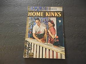 Popular Mechanics Home Kinks 1944