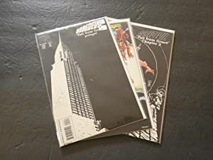 3 Iss Daredevil #319-321 Modern Age Marvel Comics Uncirculated