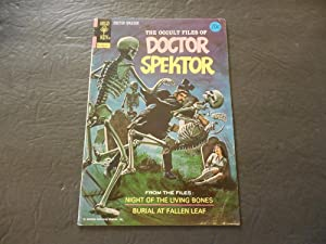 Doctor Spektor #7 Apr 1974 Bronze Age Gold Key Comics