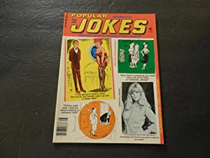 Popular Jokes May 1979 Marvel Adult Comics Uncirculated