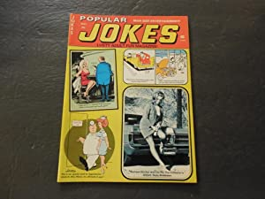 Popular Jokes May 1978 Marvel Adult Comics Uncirculated