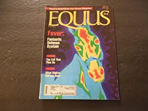 Equus Jun 1991 Fever, Evil Flies; Sour